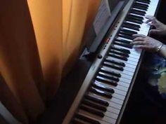 CLASES DE PIANO - LECCION 34 - Practica para la coordinacionde las manos...