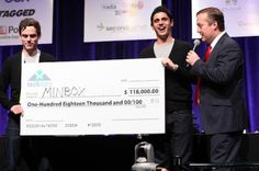 Minbox, winners at Launch Conference, provide streamlined email inbox