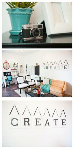 Photo Studio Tour