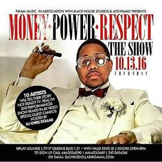 DJ Chris Dollar Presents The Money Power Respect Concert At Play Lounge. Top Club Deejay DJ Chris Dollar celebrates the release of Money Power Respect Volume 2 with Hip Hop Concert - Family Presents, Brand Management, Black House, New Media, Hiphop, Respect, Dj, Lounge, Money