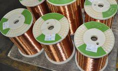 ecca---enameled copper clad aluminum wire