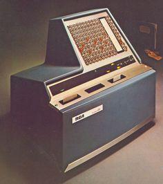 I want my future back: RCA Computer, 1971.