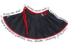 Jip by Jan: Tutorials Sewing Hacks, Sewing Tutorials, Sewing Crafts, Sewing Projects, Sewing Tips, Sewing For Kids, Diy For Kids, Pictures Of Presents, Kids Wardrobe