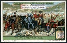 Italian Patriot Garibaldi Horse Carriage c1917 Card
