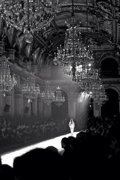 Now that would make quite the wedding hall.