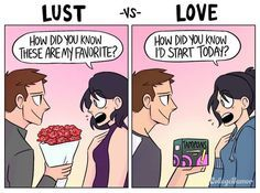 What Real Love Can Do This Web Comic Clearly Shows - Funny Memes Couples Comics, Cute Couple Comics, Cute Comics, Funny Comics, Love And Lust, Love Can, Real Love, Cute Love, Funny Cartoons