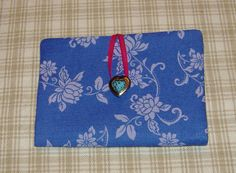 On The Go Tea Bag Wallet by AStitchinTime72 on Etsy, $8.00