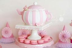 Tea Party Birthday,  Beautiful! captured by Sofipphotography.com.au