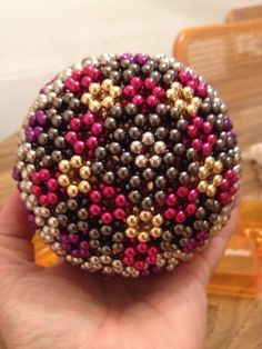 Awesome ball of bucky balls
