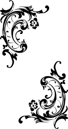 Tattoo Decorative Pattern clip art - vector clip art online ...
