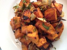Lime Roasted Sweet Potatoes   Fresh Greens From A Crumby Kitchen