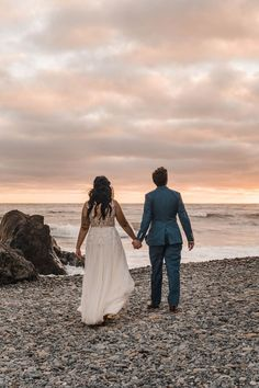 This guide to planning your Olympic National Park elopement will help you with everything you need to know to get married in the most geographically diverse national parks in the country. Olympic National Park features hot springs, rainforest, whitecap mountains and the rugged Washington coast.