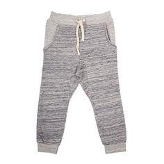 Sweatpants Bleu Chine - Emile et Ida online - Kinderkleding - Kids webshop Goldfish.be