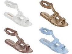 Risultati immagini per melissa campana barocca sandal Melissa Shoes, Gladiator Sandals, Fashion, Moda, Fashion Styles, Fashion Illustrations