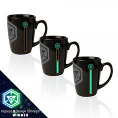Ingress XM coffee mug from welovefine