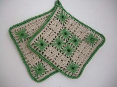 News – Artofit Crochet Potholder Patterns, Crochet Bedspread Pattern, Crochet Dishcloths, Crochet Motif, Crochet Hot Pads, Quick Crochet, Diy Crochet, Crochet Snowflakes, Crochet Home Decor