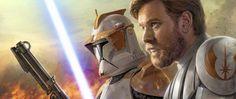 General Kenobi and Commander Cody