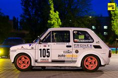 Fiat Kleinkind-Trophäe – bancojapon (aka the Themer) – Join in the world Fiat 126, Hatchback Cars, Fiat Cars, Fiat Abarth, Sports Car Racing, Vintage Race Car, Cute Cars, Small Cars, Rally Car