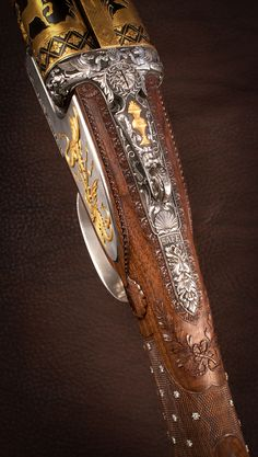 Westley Richards Boutet-Breech