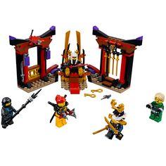 Hunted Elemental Master LEGO Skylor Minifigure w// Katanas Ninjago Set 70651