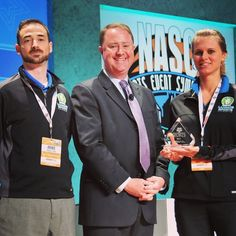 A big shout-out goes to Greater Lansing Sports Authority for winning Member of the Year (budget $100,000 - $300,000) at the 2011 Symposium! #NASCAwardWinners #SportsTourism #SportsBiz