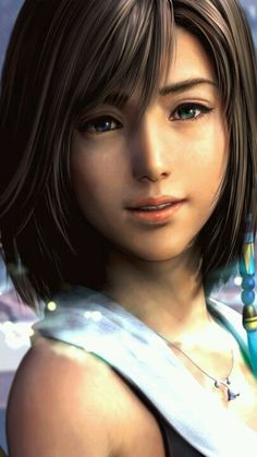 final fantasy x is it weird that I might base my next hair cut on a video game character?
