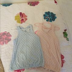 Little Girls Old Navy Bubble Hem Top PINK Size8 Like New. Girls size 8 Old Navy Tops Blouses