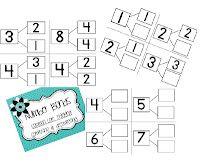 Number Bonds!!  www.littlemindsatwork.blogspot.com