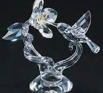 Crystal Flower Figurines - Bing Images