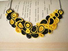 Papieren sieraden cadeau voor vrouw 1ste van SbirOtak op Etsy