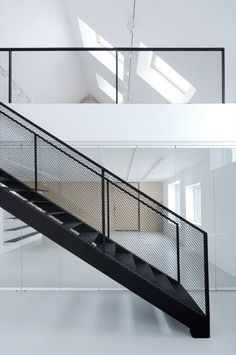 Cable Industrial Staircase Railing, Rs 1200 /feet, M/S Thakur Engg. Stair Handrail, Staircase Railings, Metal Railings, Spiral Staircases, Loft Railing, Steel Balustrade, Banisters, Stairways, Railing Design