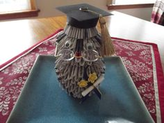 3D Graduation Owls di KarenOrigami su Etsy