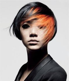 Fashionable Hair Colors 2012