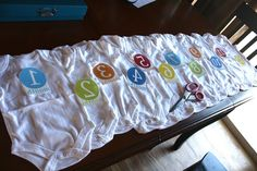 Whether it be for a boy baby shower gift or DIY project for your newborn boy, here are my top 10 cute DIY baby boy projects that I want to w...