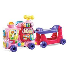 VTech Sit-To-Stand Ultimate Alphabet Train. Toys for Girls, Toys 1 year old, this is toys