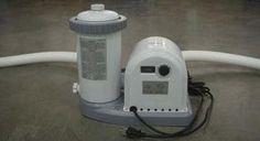 Intex Above Ground Pool Filter Pump 1500 GPH!