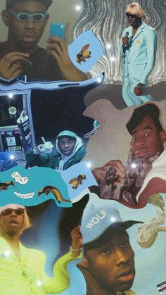 Tyler the creator wallpaper - List of New Aesthetic Background for iPhone Today by Uploaded by user – Tyler the creator wallpaper Vintage Wallpaper Iphone, Rapper Wallpaper Iphone, Trippy Wallpaper, Mood Wallpaper, Aesthetic Pastel Wallpaper, Iphone Background Wallpaper, Aesthetic Backgrounds, Aesthetic Wallpapers, Aesthetic Videos
