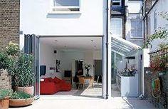 side return extension terrace - Google Search