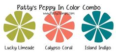 Stampin Up In Color combo