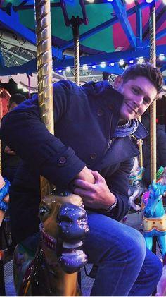 Jensen  Ackles  ♡  ♡