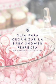 una baby shower perfecta comida y decoraci n rosa baby shower