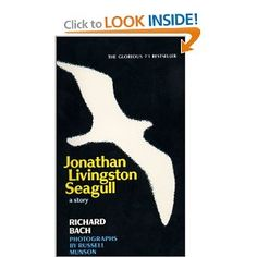 """Most gulls don't bother to learn more than the simplest facts of flight--how to get from shore to food and back again,"" writes author Richard Bach in this allegory about a unique bird named Jonathan Livingston Seagull. ""For most gulls it is not flying that matters, but eating. For this gull, though, it was not eating that mattered, but flight."" Flight is indeed the metaphor that makes the story soar. Ultimately this is a fable about the importance of seeking a higher purpose in life, even…"