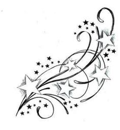 Image Search Results for star tattoo designs