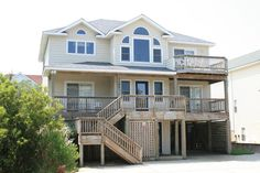 Oceanside Outer Banks Rentals   Ocean Lakes Rentals   A Solace By The Sea-- available