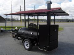 BBQ Grills Smokers On Trailers - Check out large selection of BBQ tools and accessories at TexasBBQNinja.com