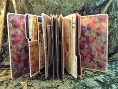 Heart of a Gipssy: Treasure Files Large Photo Album Workshop May 17-18 2014