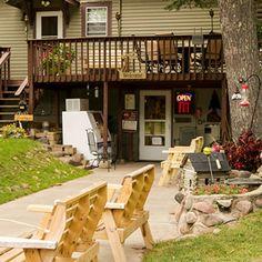 Camp Holiday Cabin 14 (Reunion Home), Deerwood MN Vacation Rentals   RentMinnesotaCabins.com