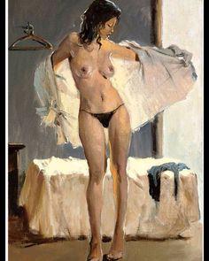 Anatoly Demenko  #art #arte #plasticart #eroticart #femalenude #femme #female #muse #model #painting #paint #draw #drawing #canvas #frame #oil #pencil #acrylic #beauty #sculpture #femaleart #portrait #sketch #watercolor #linen #charcoal #magic #pinup #fineartnude #artwork by daphne.csenger