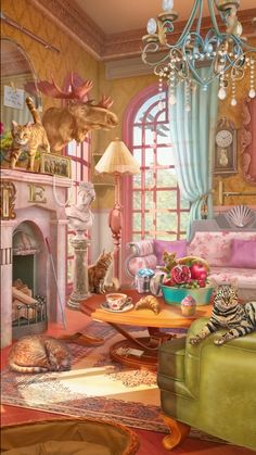 Stimulate your mind with the most exciting hidden object game on mobile!