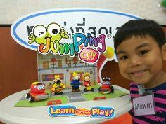 Thailand Jumpingclay